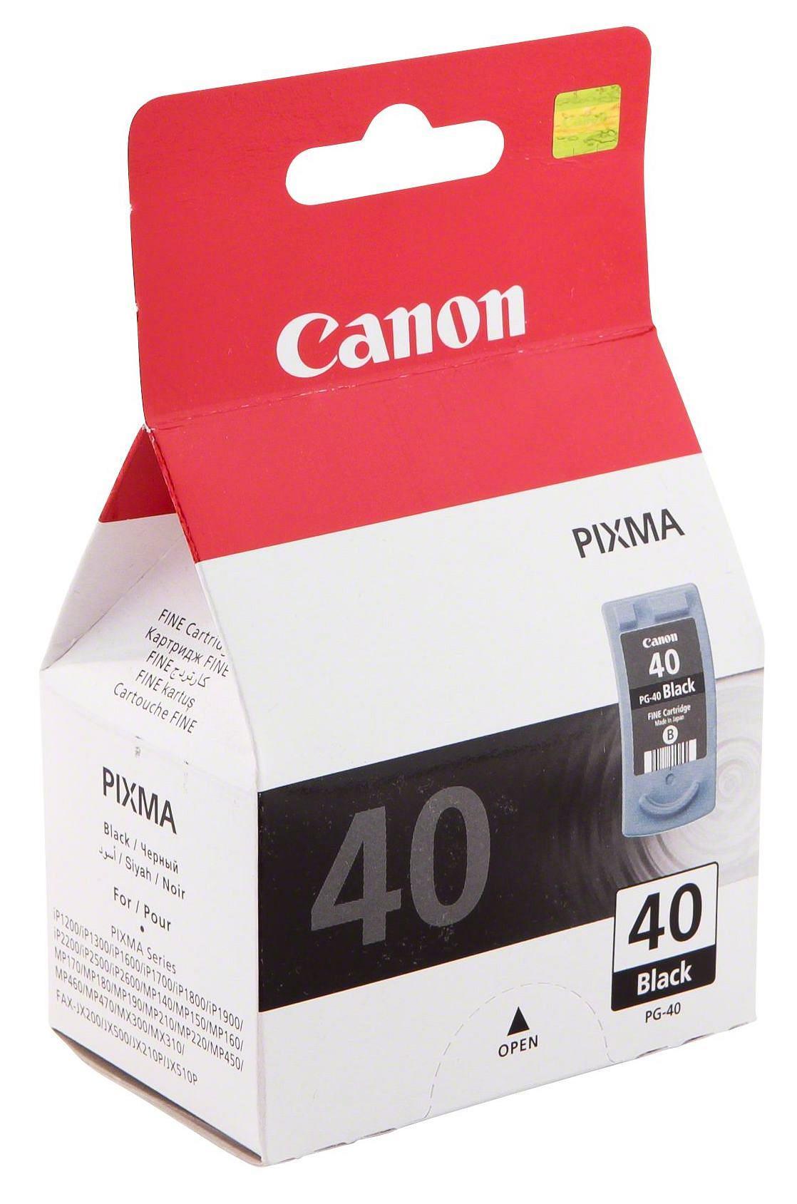 картридж для принтера canon mp210 черный