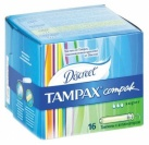 Тампоны TAMPAX compact super, 16шт