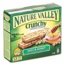 Батончики мюсли NATURE VALLEY мед, 6х42г