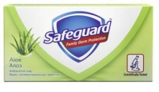 Мыло SAFEGUARD Алоэ, 90г